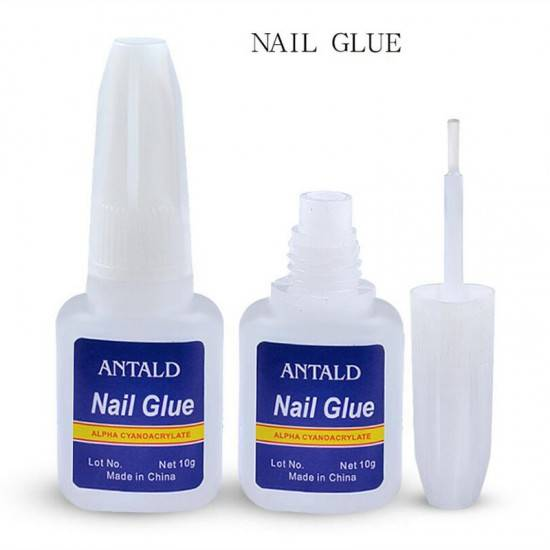 Κόλλα για νύχια με βουρτσάκι 10gr - NY-1213-1