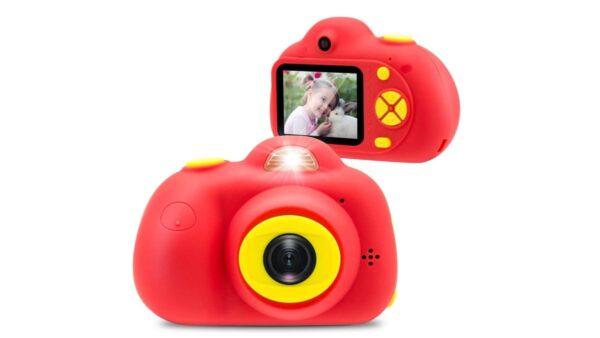 Παιδική φωτογραφική μηχανή 8MP με διπλό φακό - OEM ΜΠΛΕ