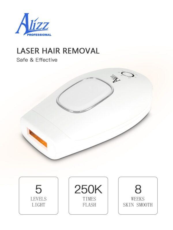 Laser αποτριχωτική μηχανή με τεχνολογία IPL - ALIZZ IPL-3000