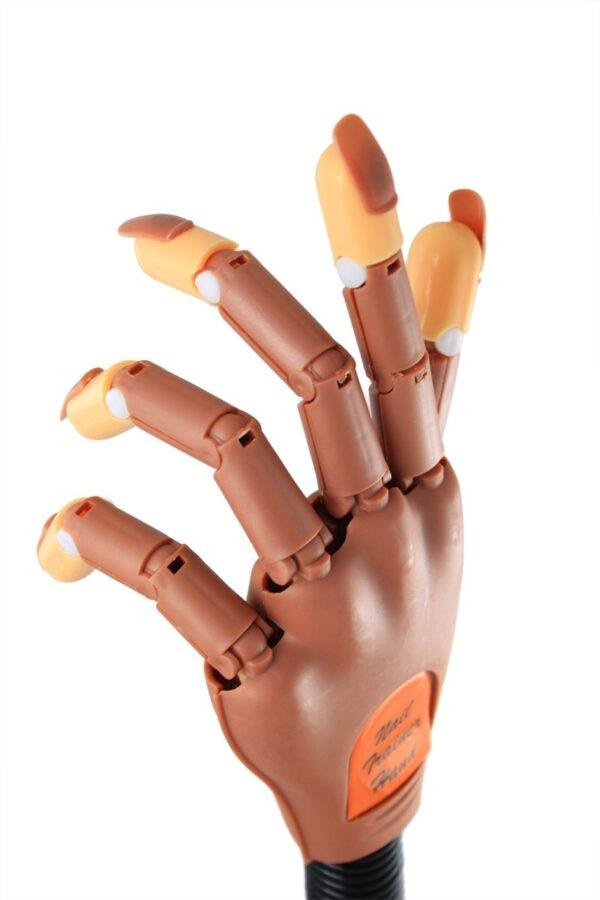 Χέρι πρακτικής εξάσκησης- Nail Trainer Practice Hand JJ-03B