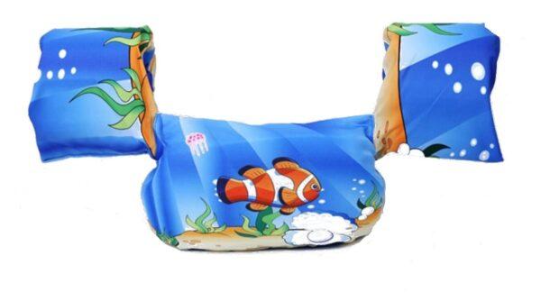 Μπρατσάκια-σωσίβιο Nemo για παιδιά 2-6 ετών