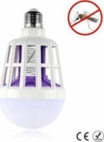 Λάμπα LED 15W & Ηλεκτρικό εντομοκτόνο 2 σε 1 - Εντομοπαγίδα κουνουπιών