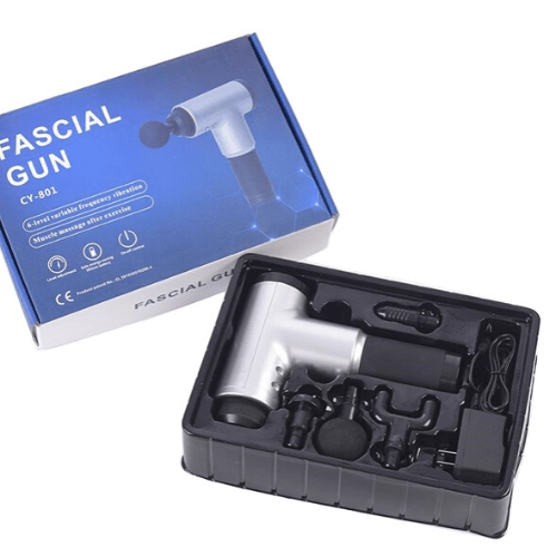Συσκευή μασάζ και ανάκαμψης των μυών - Muscle Massager Fascial Gun CY-801