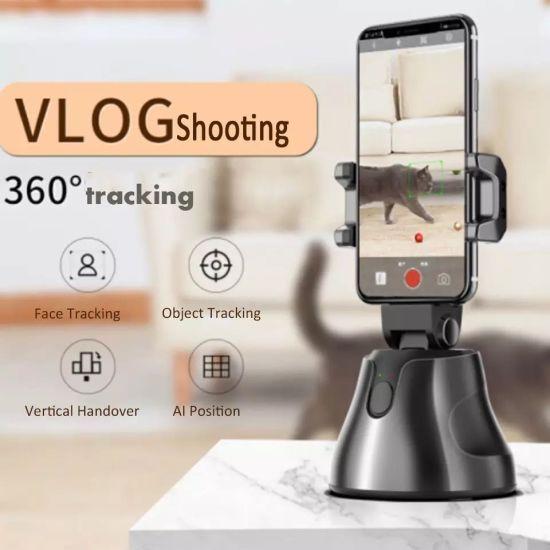 Βάση κινητού με 360ᵒ παρακολούθηση προσώπου & αντικειμένων Selfie Stick - Object & Face Tracking HolderΒάση κινητού με 360ᵒ παρακολούθηση προσώπου & αντικειμένων Selfie Stick - Object & Face Tracking Holder
