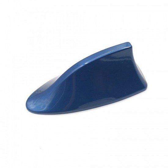 Universal κεραία αυτοκινήτου καρχαρίας με καλώδιο 12V- Μπλε OEM