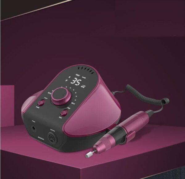 Επαγγελματικός ηλεκτρικός τροχός νυχιών - Precision nail drill machine 45W - JMD 306