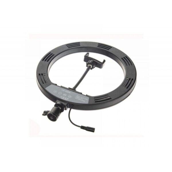 Ring Light Lamp YQ-320B - Επαγγελματικό φωτιστικό δαχτυλίδι Led 30cm με τρίποδο και τηλεκοντρόλ