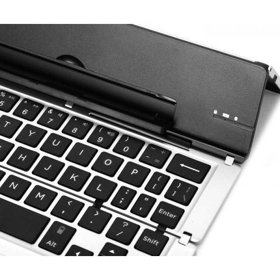 Αναδιπλούμενο πληκτρολόγιο για Tablet & Smartphone - F18
