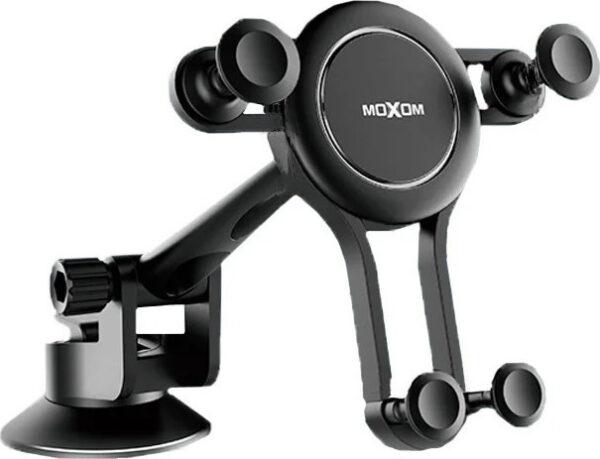 Bάση στήριξης κινητού αυτοκινήτου moXom MX-VS04 Μαύρη