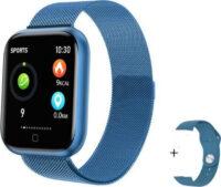 Smartwatch - Fitness tracker T80 Μπλε