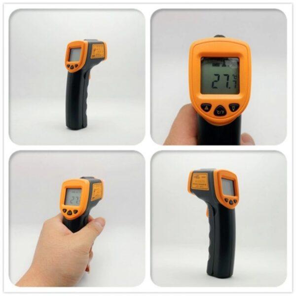 Θερμόμετρο υπερύθρων χειρός - Lasergrip OEM AR360A