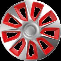 Τάσια αυτοκινήτου stratos 101461 silver & red cbx 15''