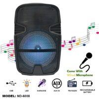 Ασύρματο ηχείο Bluetooth Speaker ND-6008