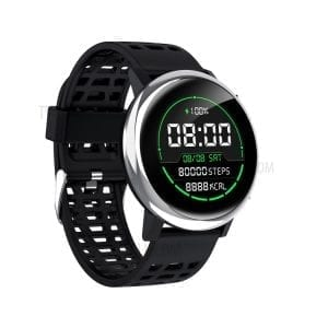 Smartwatch G30 - Fitness tracker Μαύρο
