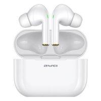 Ασύρματα ακουστικά Bluetooth Awei T29 TWS Earbuds - Λευκό