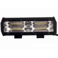 Αδιάβροχος προβολέας με 48 LED – Μπάρα αυτοκινήτου, Φορτηγού, Jeep 144W 6000K 12V