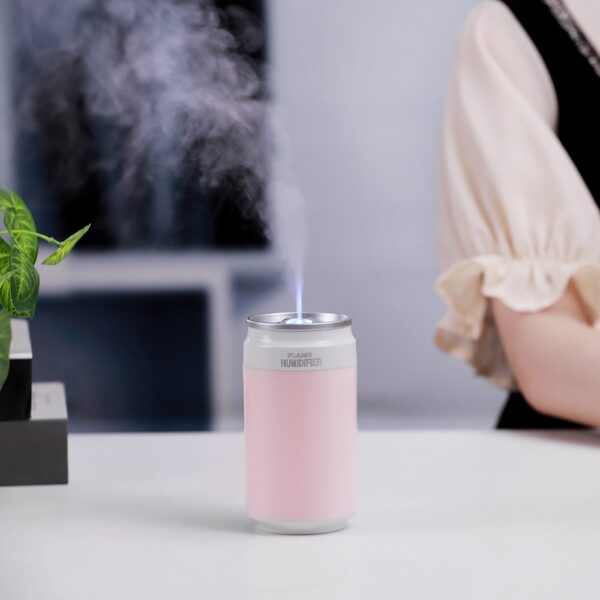 Mini υγραντήρας Flame humidifier OEM