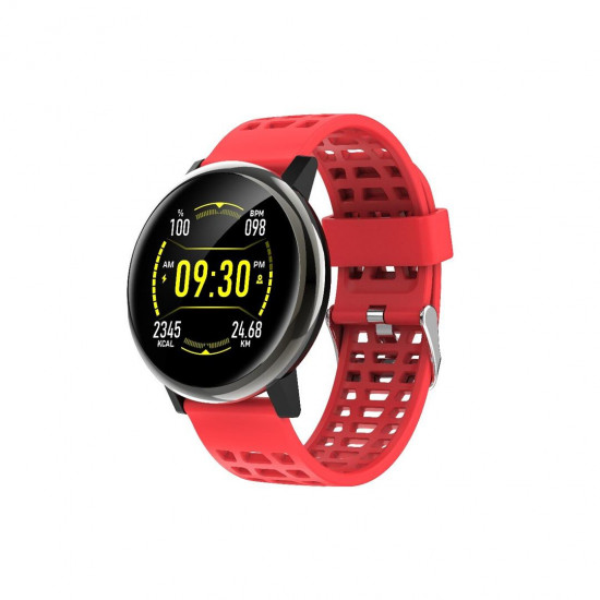 Smartwatch G30 - Fitness tracker Κόκκινο