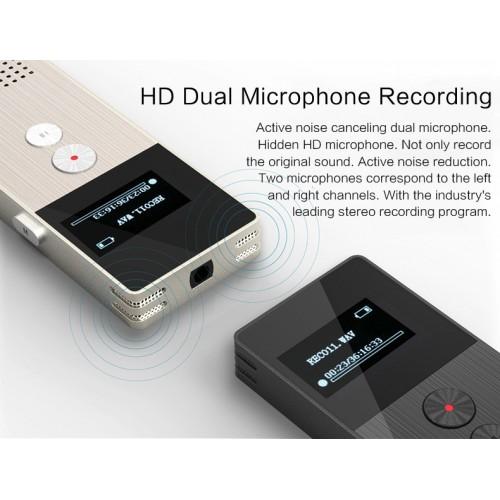 Καταγραφέας φωνής REMAX PR1 8GB-32H-HD Voice Recorder