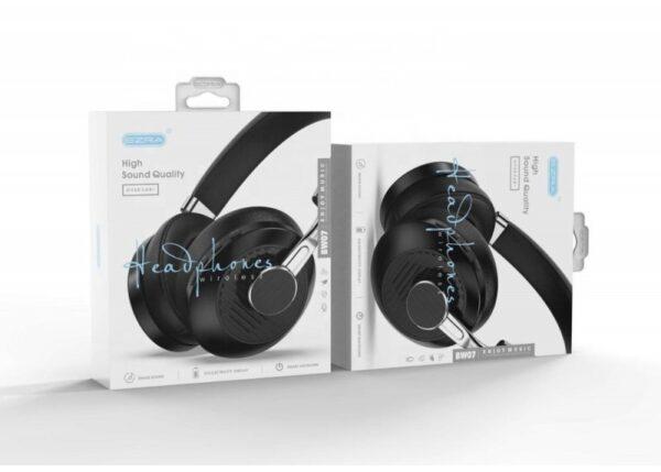 Ασύρματα στερεοφωνικά ακουστικά Bluetooth EZRA BW07