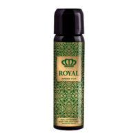 Αρωματικό αυτοκινήτου spray feral royal collection amber oud