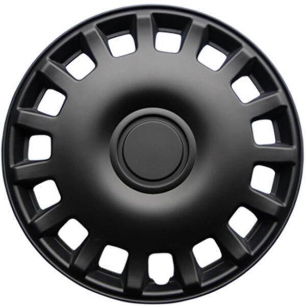 Τάσια αυτοκινήτου matt black KT-1006 15''