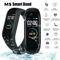 Έξυπνο ρολόι Smart Bracelet Bluetooth Μ5