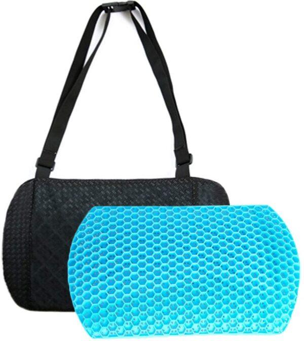 Εύκαμπτο βοηθητικό μαξιλάρι πλάτης με gel –OEM