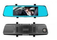 Καθρέπτης αυτοκινήτου με δύο full HD DVR κάμερες και TFT LCD οθόνη 5.5 OEM C1180