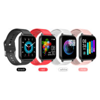 Smartwatch - Fitness tracker -T82