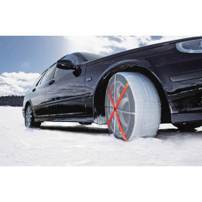 Αντιολισθητικές χιονοκουβέρτες Autosock No 66 & 68